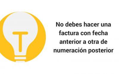 CÓMO HACER UNA FACTURA CORRECTAMENTE #factura #contabilidad