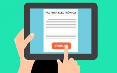 Factura electrónica obligatoria para subcontratistas